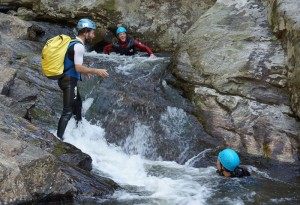 Axécime Canyoning - Gorges du Banquet - Tarn